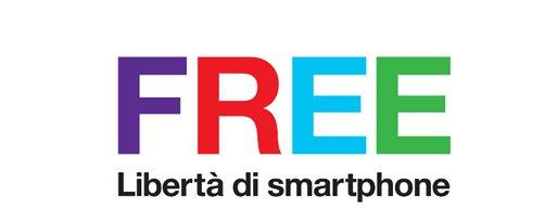 Scopri FREE, la tariffa che ti rende libero! (e ti da un iPhone 7 a 25 Euro al mese)